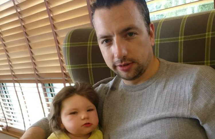 Epileptic Girl, Two, Who Is One of the First British Children to Be Prescribed Medicinal Cannabis Still Can't Get the Treatment on the Nhs as Her Father Has to Pay £1,000 a Month for a Private Supply
