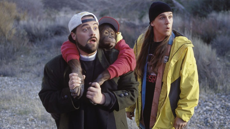 Kevin Smith Confirms 'Jay and Silent Bob Strike Back' Sequel