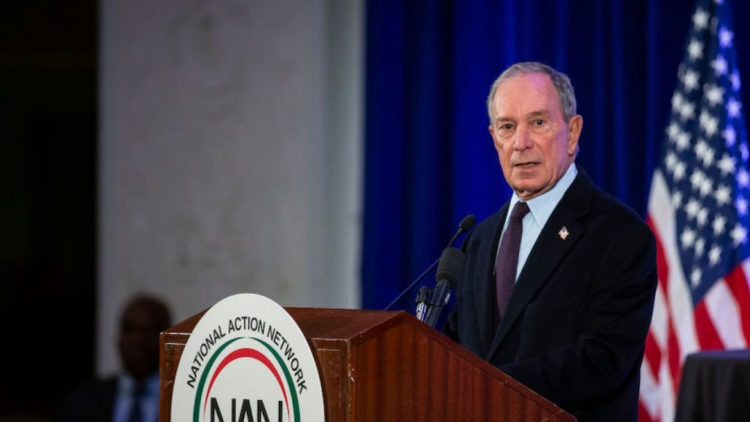 "Michael Bloomberg Says Legalizing Marijuana Is ""Stupidest Thing Anybody Has Ever Done"""