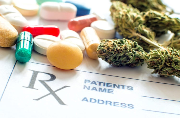 Survey: Nearly Half of Medical Cannabis Users Stop Taking Prescription Drugs