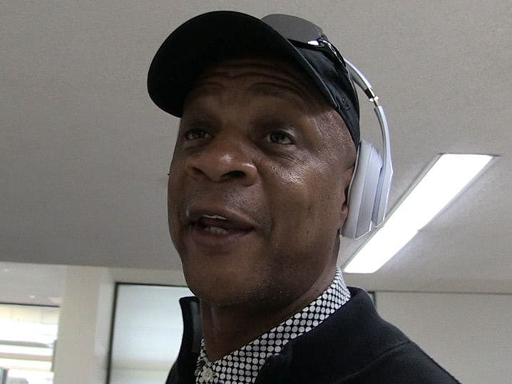 Darryl Strawberry Really Hates Cannabis: It's Destroying Lives!