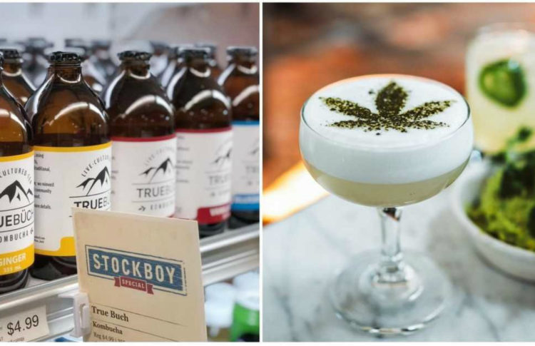Canada's Largest Marijuana Retailer is Making Cannabis-Infused Kombucha and Here's Where You'll Be Able to Get It