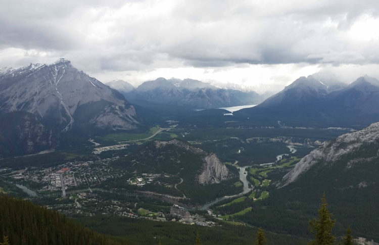 Tourism Mecca Banff Approves Five Cannabis Stores but They'll Be Below the Tree Line