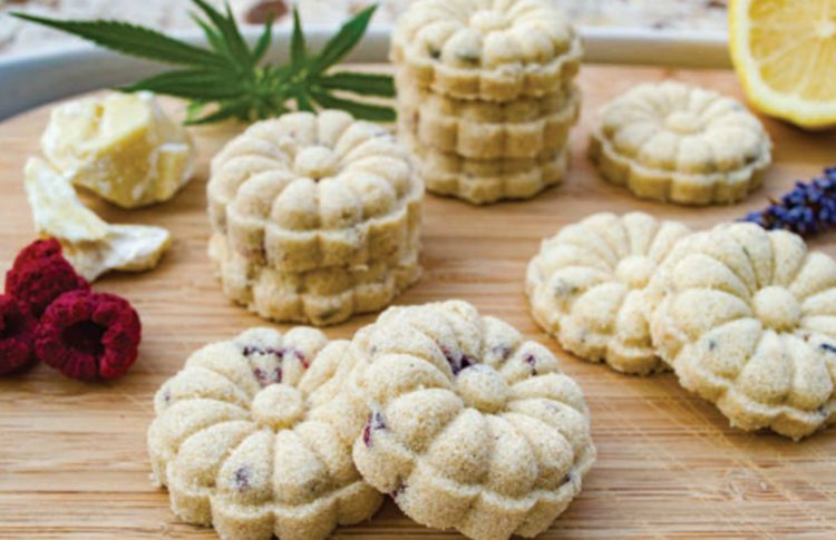 They're Perfect for Any Occasion: Enjoy These Gluten-free Shortbread Cookies Infused With CBD