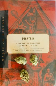 The Cannabis Suffumigations of the Ghayat AlHakim and the Picatrix