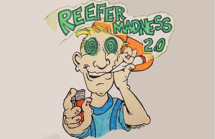 David Malmo-Levine: Cannabis Legalization in Canada is Truly Reefer Madness 2.0