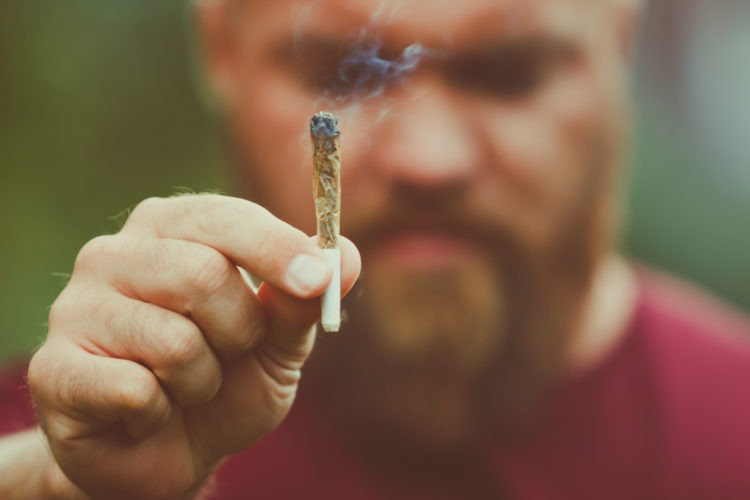 Survey: Half Of Americans Think The Smell Of Weed In Public Is A Real Problem