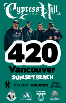 "Cypress Hill to Play Free Show at ""Biggest Ever"" 420 Protest"