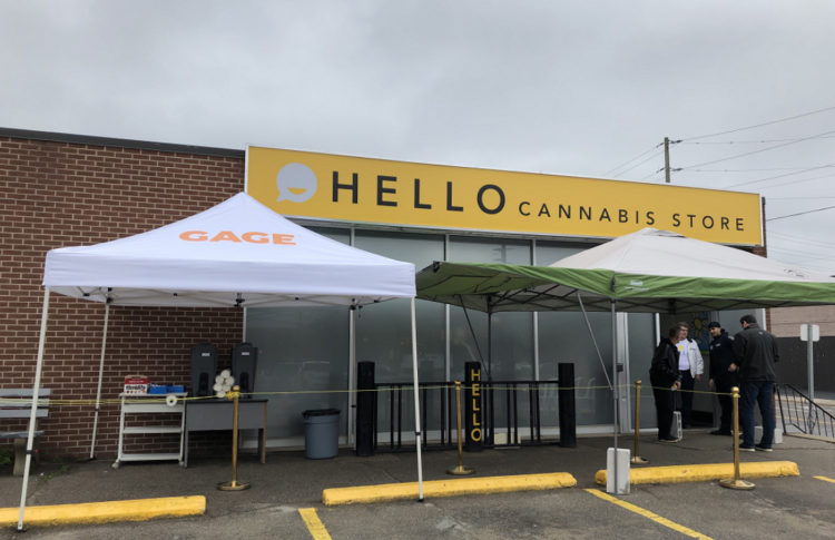 Hamilton's Second Licensed Cannabis Store Opens for Business