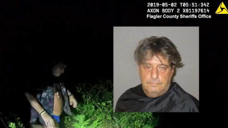 Florida Man In Speedo Waves Down Cops To Show Off His Weed Plant