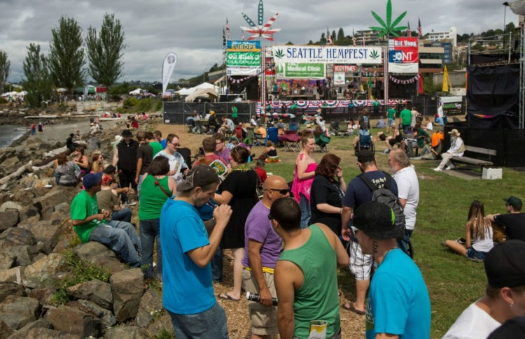 Hempfest Organizer, Cannabis Retailers Say Ban on Pot Advertising at the Annual Festival Violates Free-Speech Guarantees
