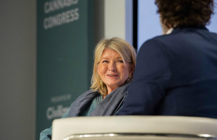 Martha Stewart On How Snoop Dogg Got Her Into The Cannabis Business, Her New CBD Line, And Aging Well