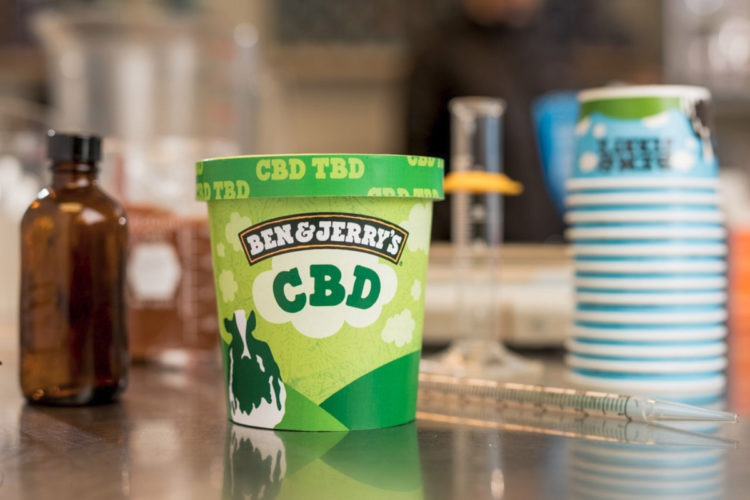 <div>Ben & Jerry's Wants To Launch CBD-Infused Ice Cream</div>