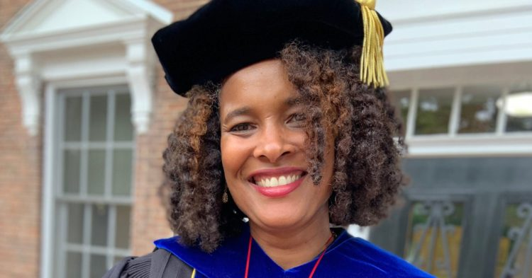 Marijuana Pepsi Earns Doctorate After Refusing to Change Her Name
