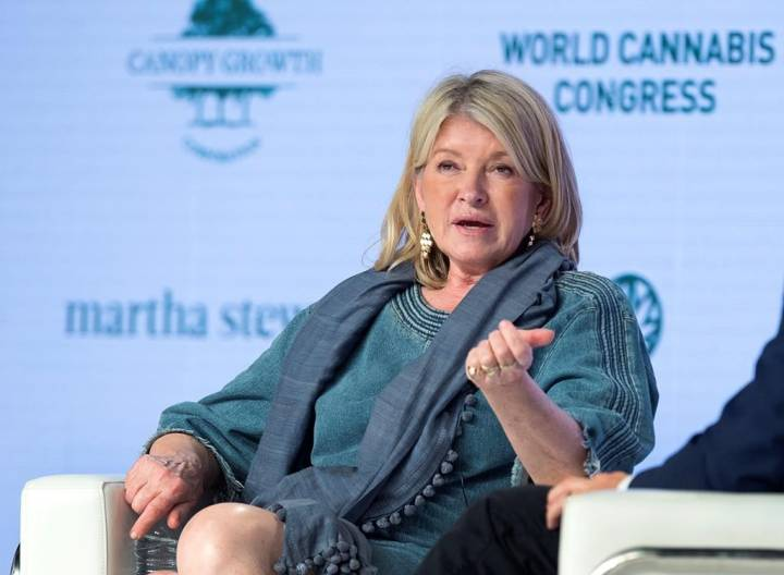 Martha Stewart Offers Business Advice to Cannabis Industry Leaders in Saint John