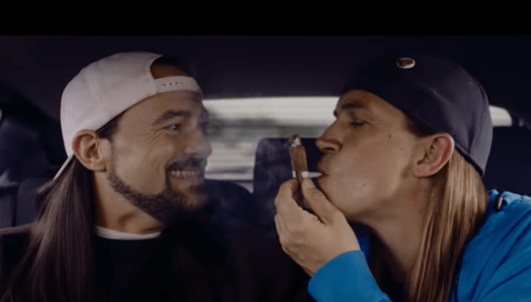 Jay and Silent Bob Will Be Back Soon And The Trailer Of Their New Movie Is Wildly Inappropriate