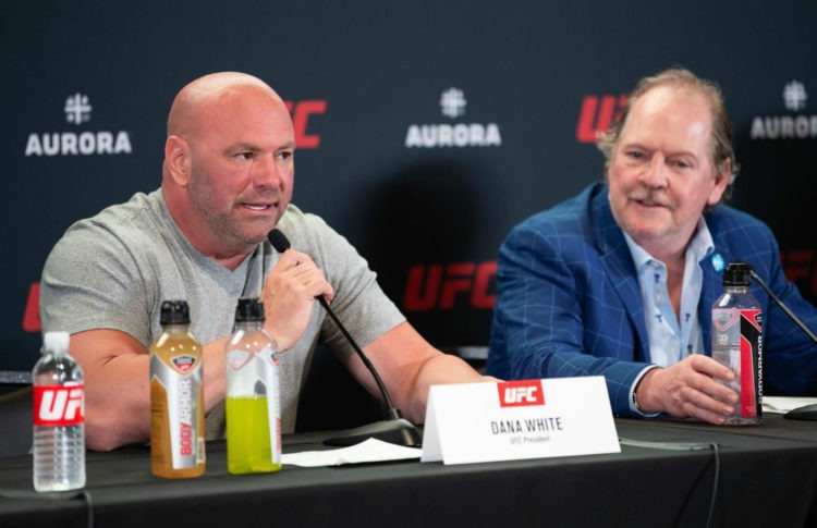 Aurora Cannabis Forms One-of-a-Kind Partnership With UFC to Develop Products for Professional Athletes