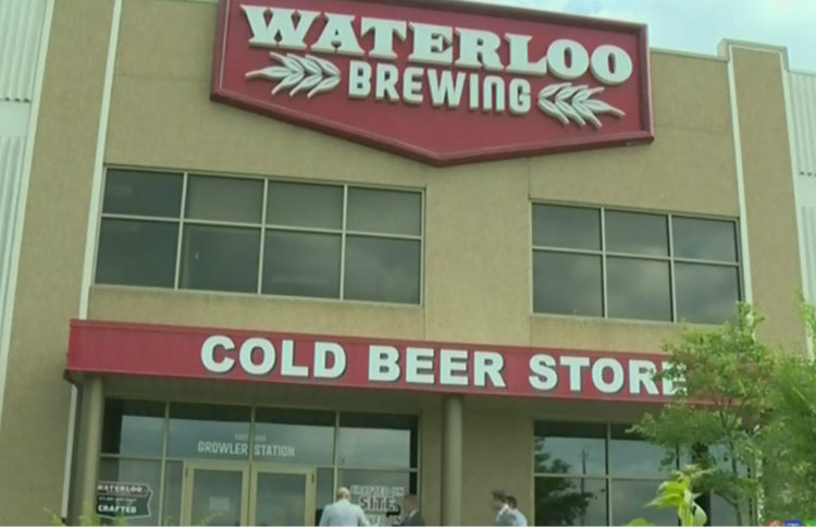 Waterloo Brewery Gets Approval to Develop Cannabis-Infused Drinks