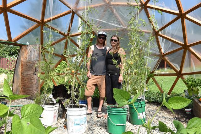 B.C. Couple's Home Raided by RCMP After Pot Plants Spotted on a Charity Garden Tour