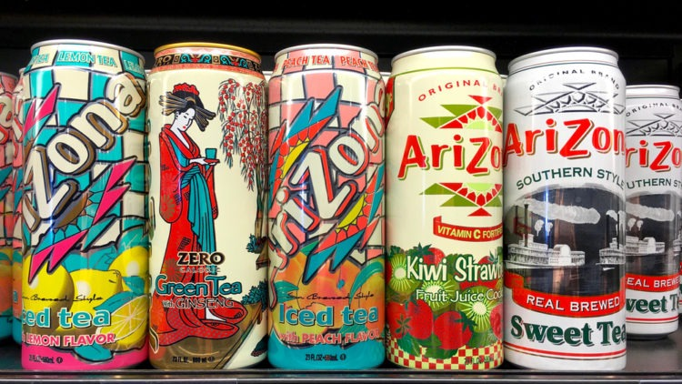 Arizona Tea Maker Enters The Cannabis Market