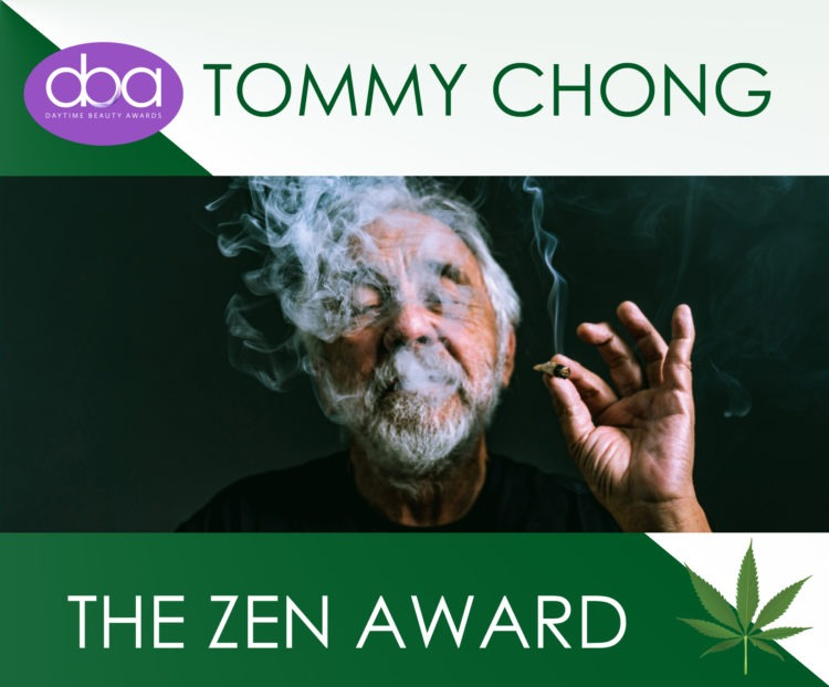 2019 Daytime Beauty Awards to Honor Tommy Chong with the Zen Award