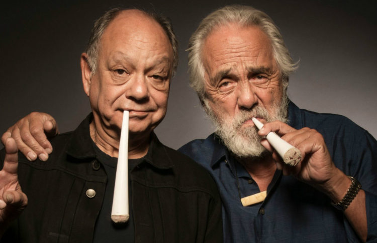 <div>Cannabis-Loving Comedy Duo Cheech & Chong Head Out on First Cross-Canada Tour</div>
