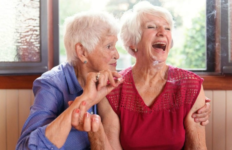 Seniors' Cannabis Use Accelerating Post-Legalization