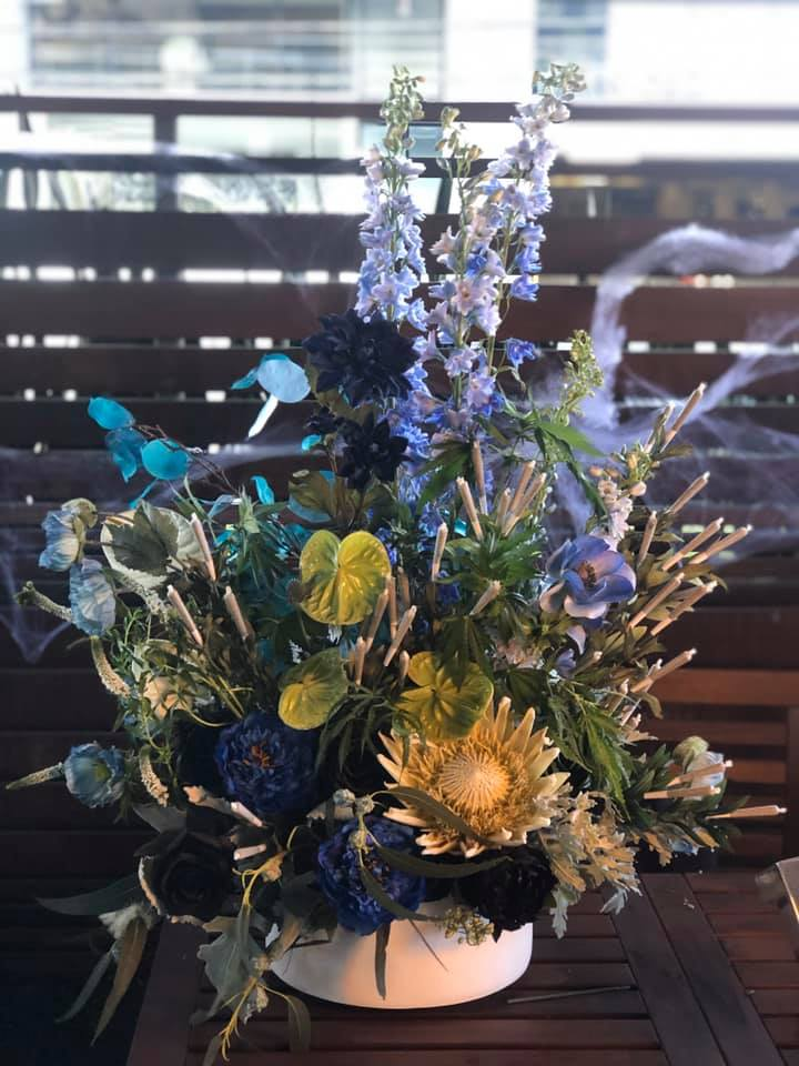 Snoop Dogg Gets 48 Joint Bouquet For His Birthday