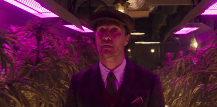 Matthew McConaughey Plays a London Cannabis Kingpin In New Movie (Trailer)