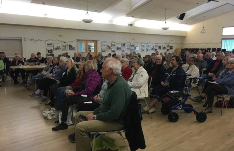 Seniors Gather in Penticton to Learn More About Cannabis