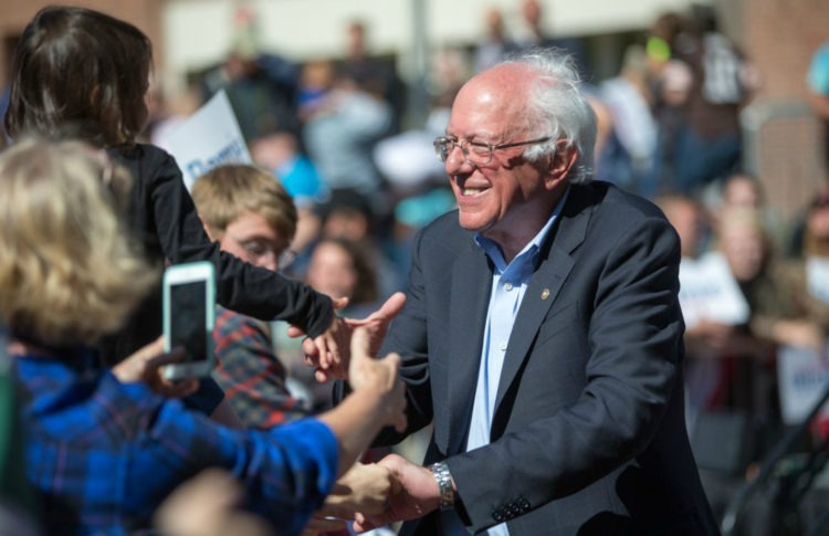 Sanders Unveils Plan to Legalize Marijuana, Invest Tax Revenue in Minority Businesses