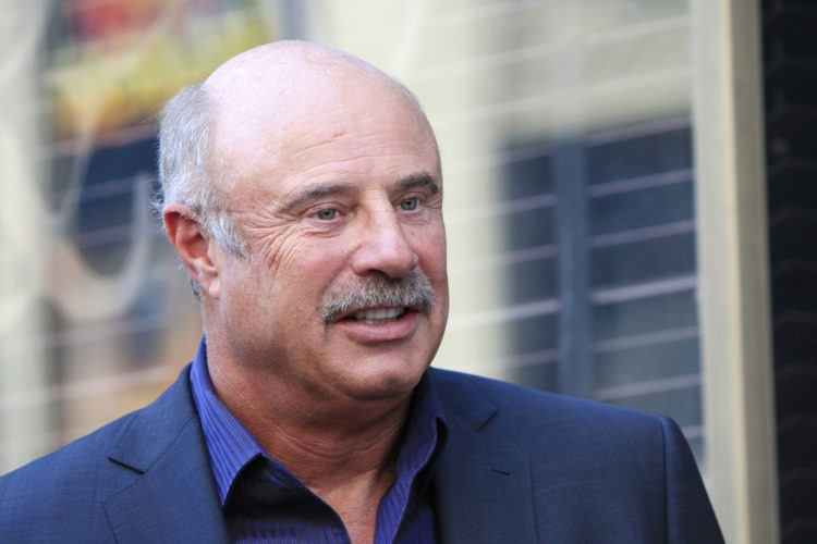 "Dr. Phil: ""Smoking Weed Makes You Violent and Lowers Your IQ"""