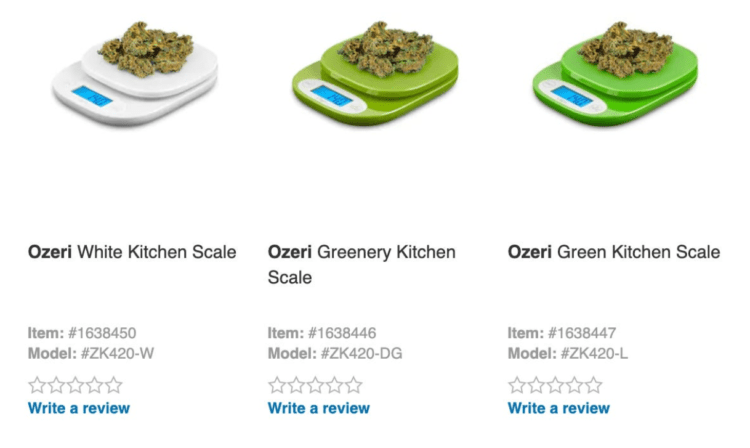 Lowe's Removes Kitchen Scales From Website After Viral Reddit Post