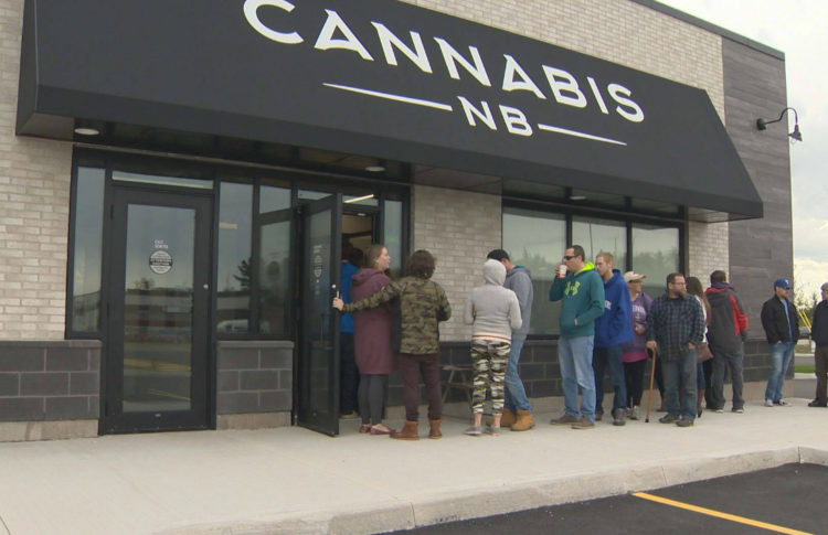Why New Brunswick Loses Money Selling Weed, and What the Lessons Are