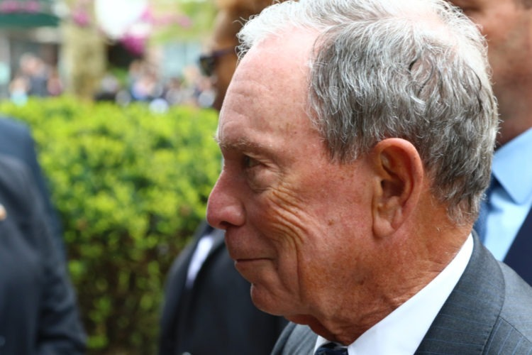 "Bloomberg calls legalizing weed the ""stupidest thing anybody has ever done"""