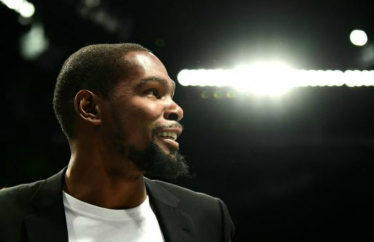 Kevin Durant Says NBA Players Should Be Allowed to Use Marijuana, Compares It to Wine