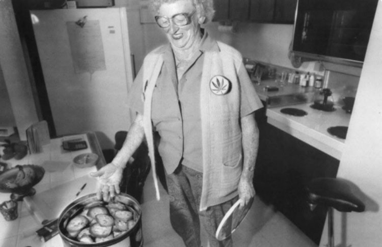 """""""Brownie Mary"""" Was a Cannabis Advocate, Activist and Culinary Rebel"""