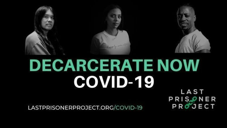 Last Prisoner Project Facing Down COVID-19 Alone, But You Can Help