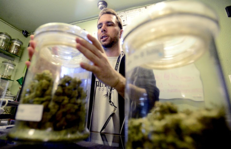 Calls for Social Distancing Spark Demand for Online Cannabis Sales in Colorado