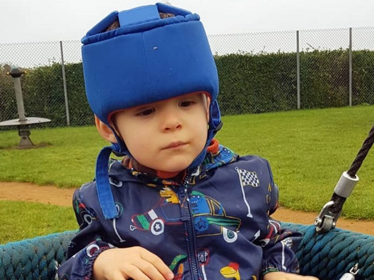 Parents' NHS Cannabis Fight for Toddler Who Suffers 100 Epilepsy Seizures a Day