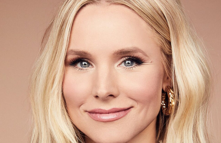 Kristen Bell is Launching Her Own Affordable CBD Skincare Brand Called Happy Dance in the Fall