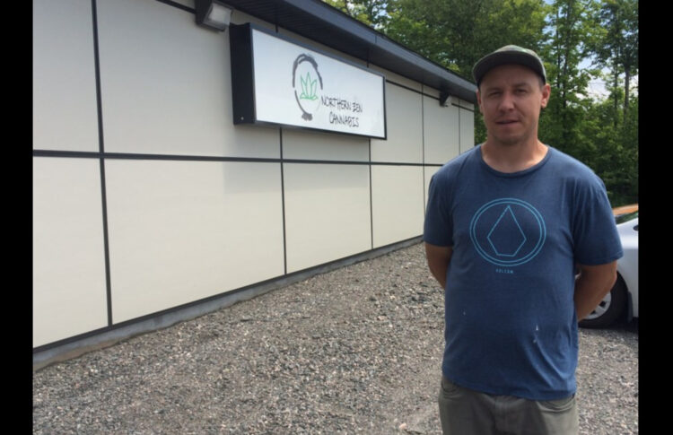 First Indigenous Cannabis Licence Holder Can Finally Turn the Lights on at New Dispensary