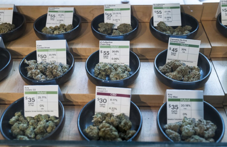 April Pot Sales Show Resilience Amid Shutdown