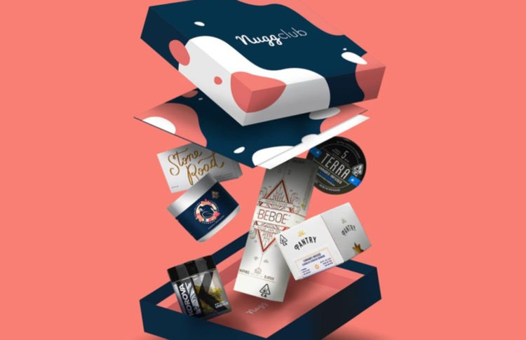 Nugg Club: Cannabis Subscription Boxes Hit the Market for 2020