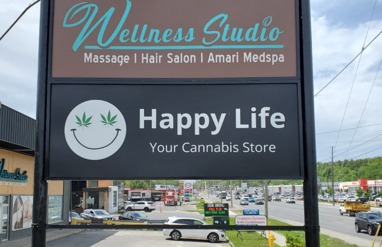 Three More Retail Cannabis Shops Set to Open in Sudbury