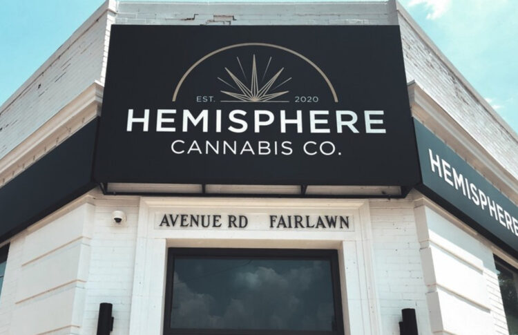 Second Cup Parent Company Opens First Cannabis Dispensary in Toronto