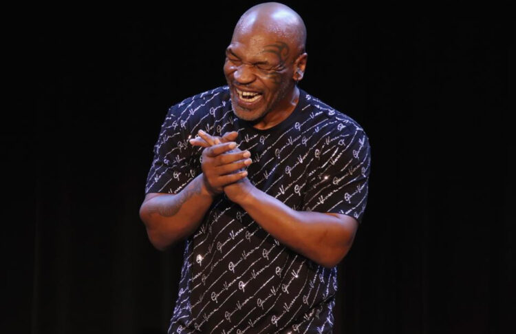 Mike Tyson Will Print (Yes, Print) Cannabis Beverages