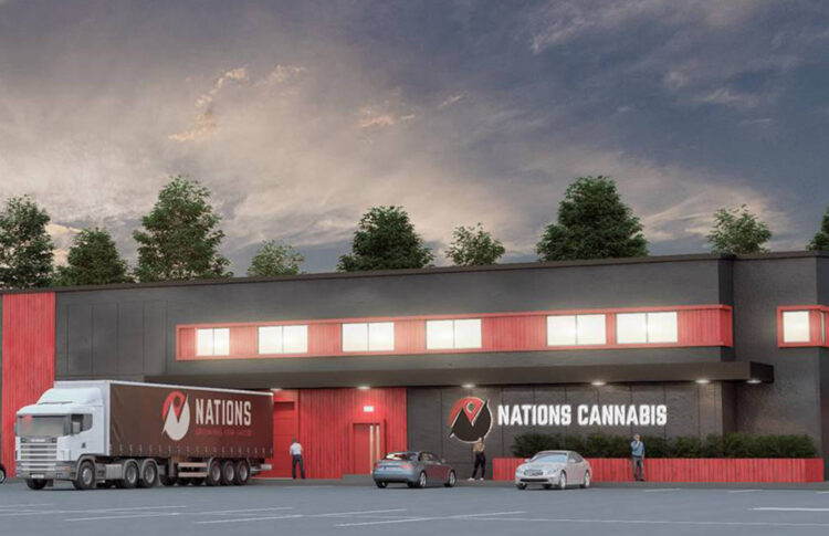 Indigenous Cannabis Cultivation Facility to Supply Over 60 Private B.C. Stores