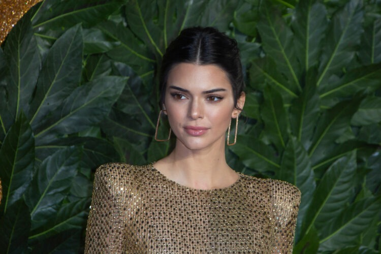 "Kendall Jenner Reveals She's a Stoner: ""No One Knows That"""