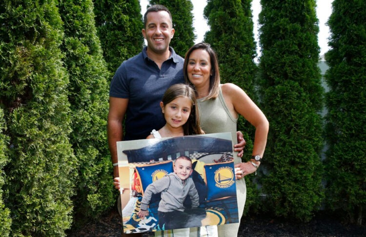 How The Honigs Keep Their Son's Story Alive To Help Kids Just Like Him